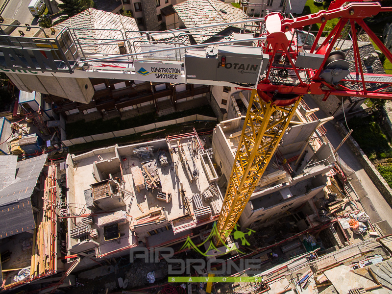 Suivi construction Val