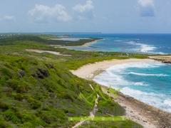 Vue Guadeloupe